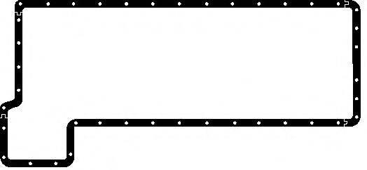 Прокладка, маслянный поддон ELRING 001.652