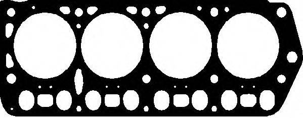 Прокладка, головка цилиндра ELRING 010.100