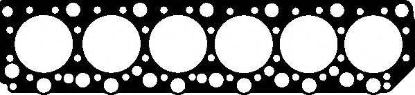 Прокладка, головка цилиндра ELRING 005.101