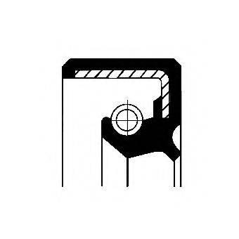 Уплотнительное кольцо CORTECO 01019307B