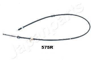 Трос, стояночная тормозная система JAPANPARTS BC-575R
