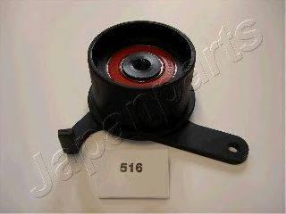 Устройство для натяжения ремня, ремень ГРМ JAPANPARTS BE-516
