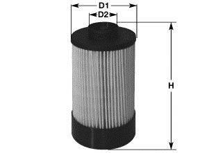 Топливный фильтр CLEAN FILTERS MG1654