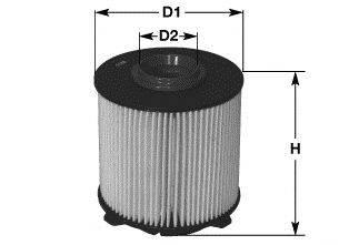Топливный фильтр CLEAN FILTERS MG1662