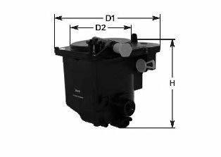 Топливный фильтр CLEAN FILTERS MGC1685