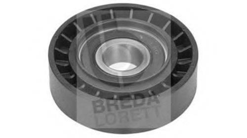 Паразитный / ведущий ролик, поликлиновой ремень BREDA LORETT POA1444P