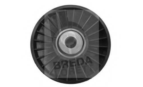 Паразитный / ведущий ролик, поликлиновой ремень BREDA LORETT POA1455