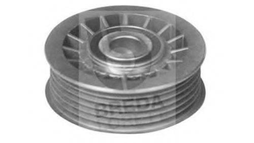 Паразитный / ведущий ролик, поликлиновой ремень BREDA LORETT POA1456