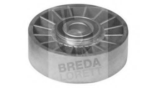 Паразитный / ведущий ролик, поликлиновой ремень BREDA LORETT POA1457