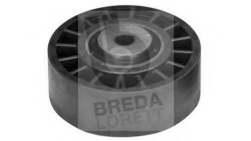 Паразитный / ведущий ролик, поликлиновой ремень BREDA LORETT POA1458