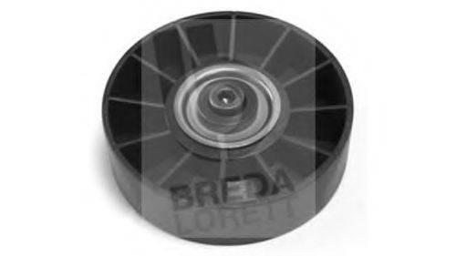 Паразитный / ведущий ролик, поликлиновой ремень BREDA LORETT POA1461