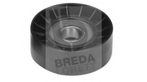 Паразитный / ведущий ролик, поликлиновой ремень BREDA LORETT POA1480P