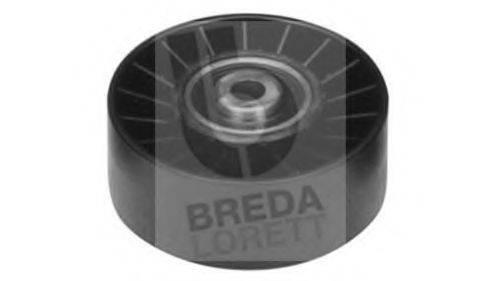 Паразитный / ведущий ролик, поликлиновой ремень BREDA LORETT POA1485