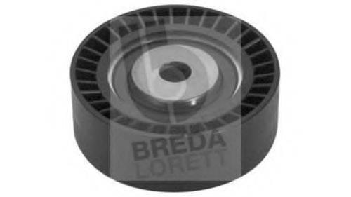 Паразитный / ведущий ролик, поликлиновой ремень BREDA LORETT POA3017