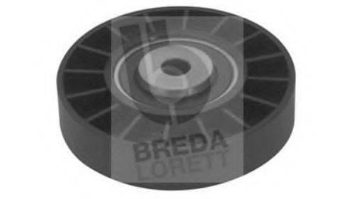 Паразитный / ведущий ролик, поликлиновой ремень BREDA LORETT POA3233