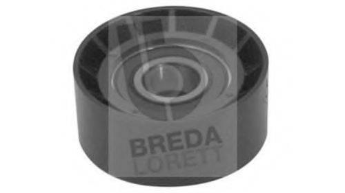 Паразитный / ведущий ролик, поликлиновой ремень BREDA LORETT POA3234