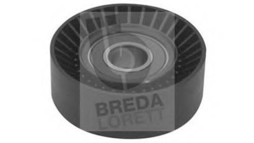 Паразитный / ведущий ролик, поликлиновой ремень BREDA LORETT POA3275