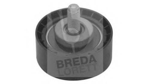 Паразитный / ведущий ролик, поликлиновой ремень BREDA LORETT POA3307