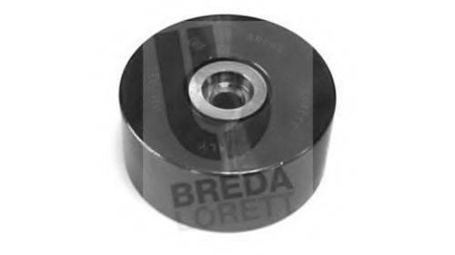 Паразитный / ведущий ролик, поликлиновой ремень BREDA LORETT POA3311
