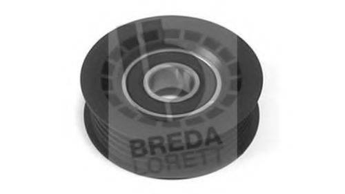 Паразитный / ведущий ролик, поликлиновой ремень BREDA LORETT POA3323
