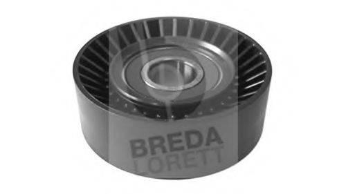 Паразитный / ведущий ролик, поликлиновой ремень BREDA LORETT POA3554