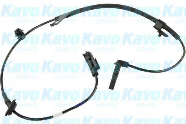 Датчик, частота вращения колеса KAVO PARTS BAS-5521