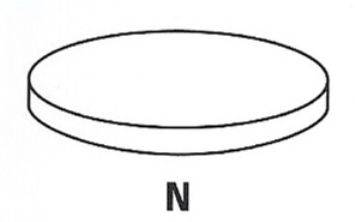 Регулировочная шайба, зазор клапана FRECCIA PRV 01-129