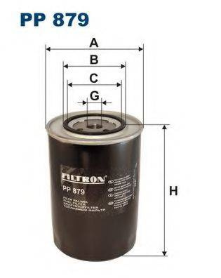 Топливный фильтр FILTRON PP879