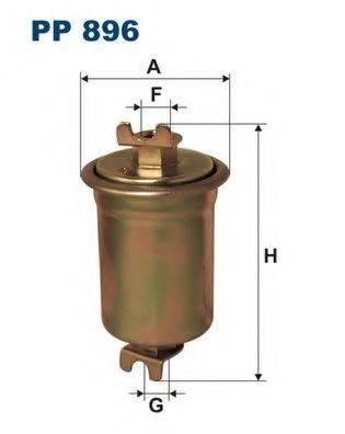 Топливный фильтр FILTRON PP896