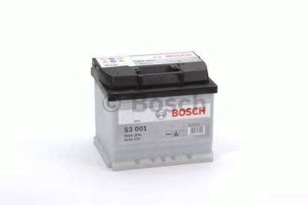 Стартерная аккумуляторная батарея; Стартерная аккумуляторная батарея BOSCH 0 092 S30 010