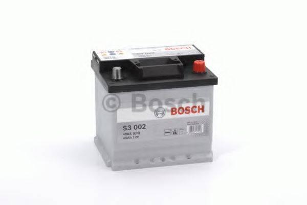 Стартерная аккумуляторная батарея; Стартерная аккумуляторная батарея BOSCH 0 092 S30 020