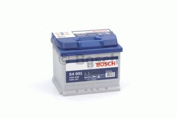 Стартерная аккумуляторная батарея; Стартерная аккумуляторная батарея BOSCH 0 092 S40 010