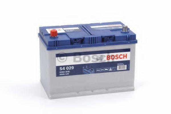 Стартерная аккумуляторная батарея; Стартерная аккумуляторная батарея BOSCH 0 092 S40 290