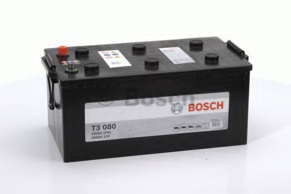 Стартерная аккумуляторная батарея; Стартерная аккумуляторная батарея BOSCH 0 092 T30 800