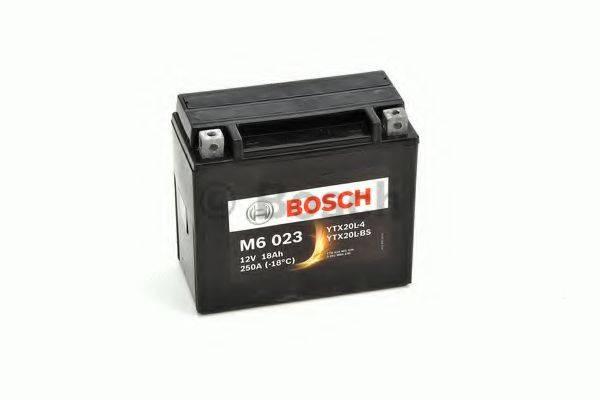 Стартерная аккумуляторная батарея; Стартерная аккумуляторная батарея BOSCH 0 092 M60 230