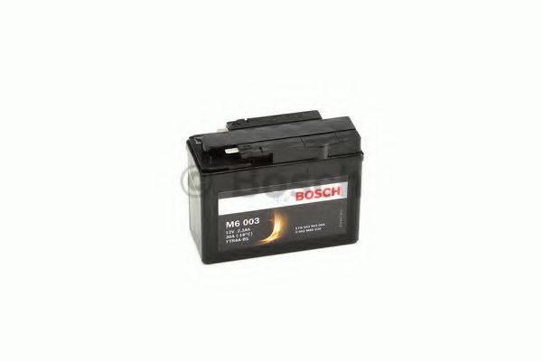 Стартерная аккумуляторная батарея; Стартерная аккумуляторная батарея BOSCH 0 092 M60 030