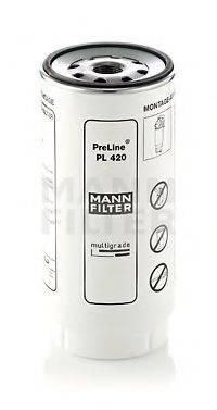 Топливный фильтр MANN-FILTER PL 420 x