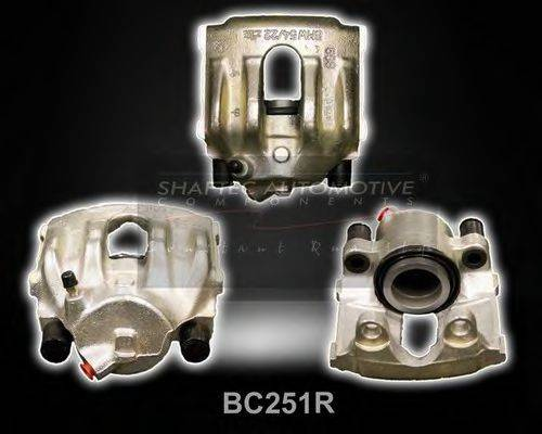 Тормозной суппорт SHAFTEC BC251R