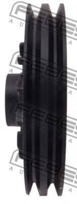 Ременный шкив, коленчатый вал FEBEST MDS-002
