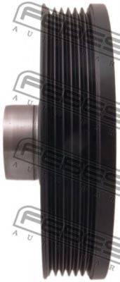 Ременный шкив, коленчатый вал FEBEST MDS-4B12