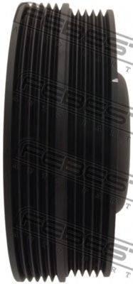 Ременный шкив, коленчатый вал FEBEST MDS-4G15