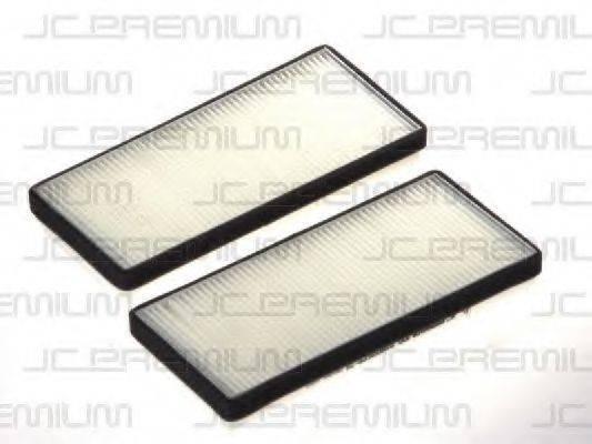 Фильтр, воздух во внутренном пространстве JC PREMIUM B4M001PR-2X