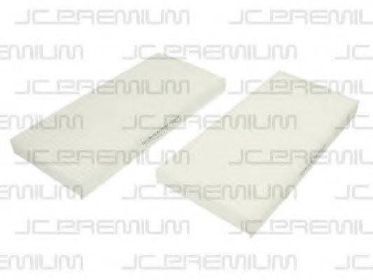 Фильтр, воздух во внутренном пространстве JC PREMIUM B4R029PR-2X