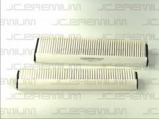 Фильтр, воздух во внутренном пространстве JC PREMIUM B4W020PR-2X