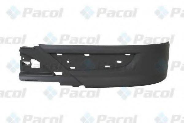 Облицовка / защитная накладка, буфер PACOL MER-CP-012L