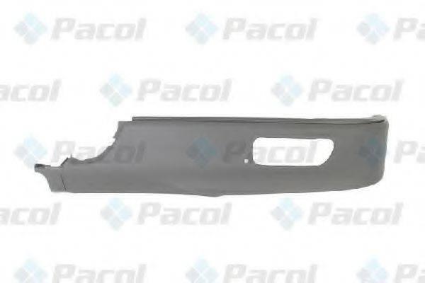 Покрытие, облицовка передней части PACOL MER-CP-014L