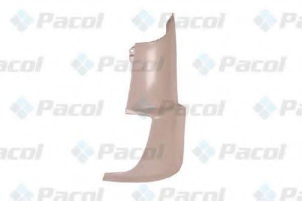 Аэродефлектор PACOL MER-CP-016L