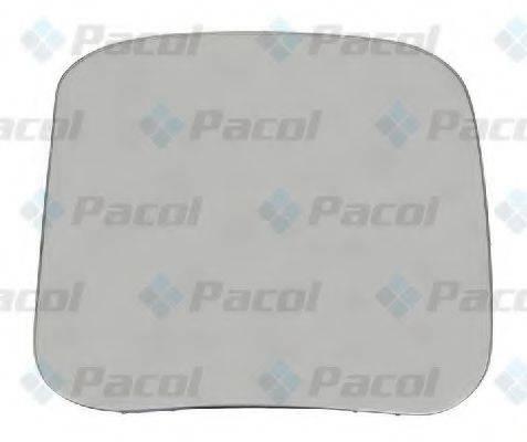 Зеркальное стекло, узел стекла PACOL MER-MR-009