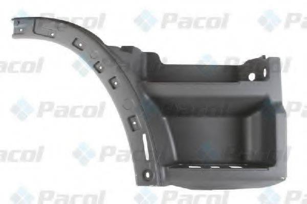 Подножка PACOL MER-SP-006R