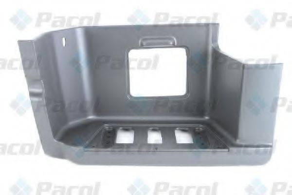 Подножка PACOL MER-SP-008L